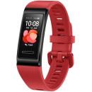 Huawei Band 4 pro Pink Gold Красный