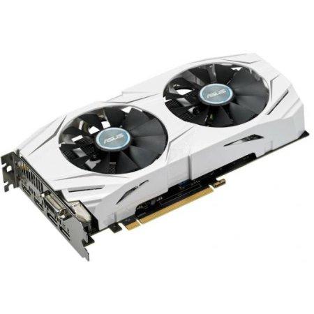 Asus NVIDIA GeForce GTX 1060 OC DUAL 6144Мб,GDDR5,1506MHz, DUAL-GTX1060-O6G GTX 1060 OC DUAL - 6144Мб,GDDR5,1506MHz