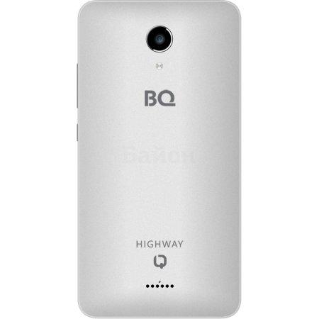 BQ BQS-5025 HighWay Серебристый