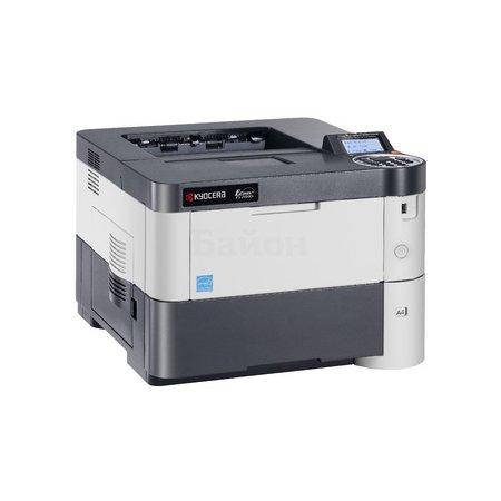 Kyocera FS-2100DN Лазерный \ светодиодный, Белый, Черно-белая, А4