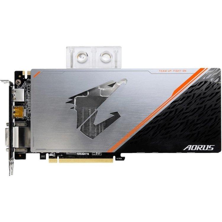 Gigabyte Aorus GeForce GTX 1080 Ti Waterforce WB Xtreme Edition 11G