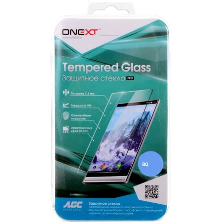 Защитное стекло Onext BQ BQS-5050 Глянцевая