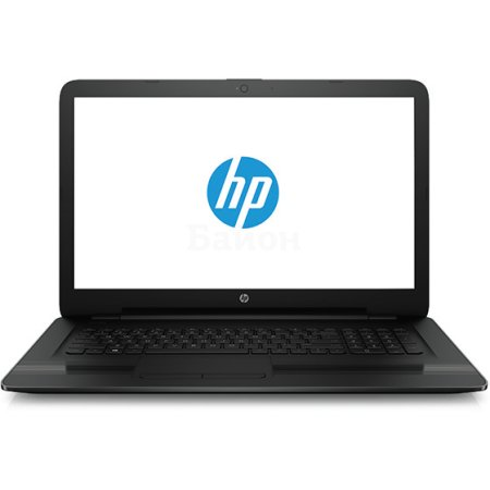 "HP 17-y002ur 17.3"", AMD A8, 2200МГц, 4Гб RAM, DVD-RW, 500Гб, Черный, Wi-Fi, DOS, Bluetooth"