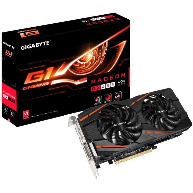 Gigabyte AMD Radeon RX 480 G1 GAMING