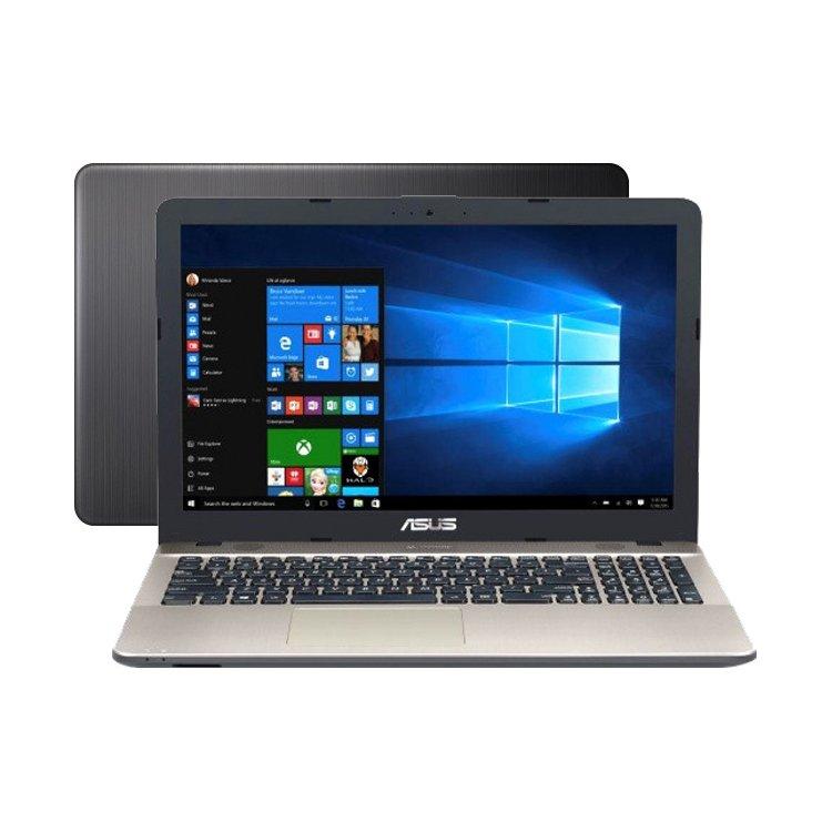 """Asus X540YA-XO047T 15.6"""", AMD E-series, 1500МГц, 2Гб RAM, DVD нет, 500Гб, Wi-Fi, Windows 10 Домашняя"""