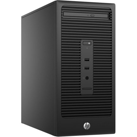 HP Bundle 280 G2 MT Intel Core i3, 3700МГц, 4Гб RAM, 500Гб, Win 10, Черный