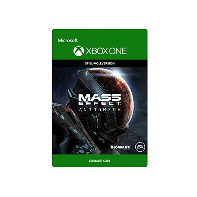 Electronic Arts Mass Effect: Andromeda Standart Edition Pre-Order 8806188728932