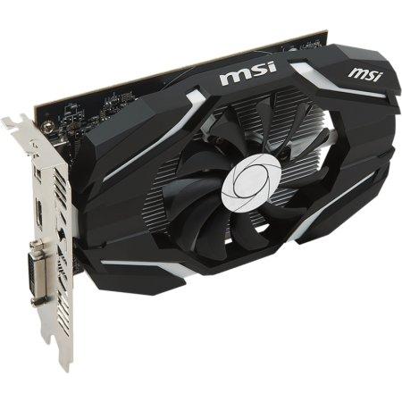 MSI Radeon RX 460 4G OC 4096Мб