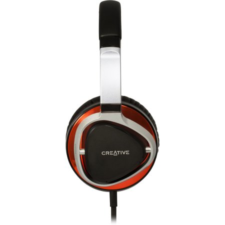 Headset Creative Aurvana Live2 Красный
