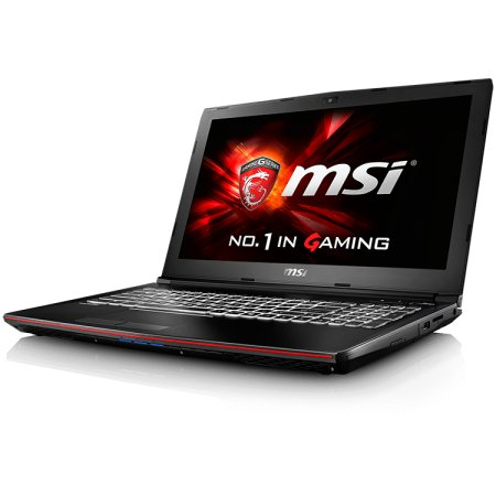 "MSI GP62 Leopard 15.6"", Intel Core i7, 2600МГц, 16Гб RAM, 1Тб, Черный, Wi-Fi, Windows 10, Bluetooth"