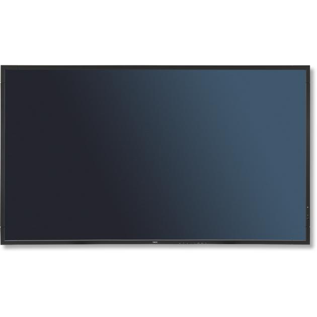 """NEC Public Display V463 46"""" Black S-PVA 500cd/m2; 4000:1; 1920x1080; 16:9; 8ms GtG; 178/178; D-sub;S-video;RGBHV(BNC); Composite(RCA); DVI-D, HDMI, DisplPort;  (Slot STv2)"""