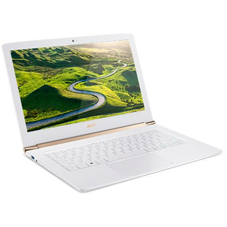 "Acer Aspire S5-371-35EH 13.3"", Intel Core i3, 2300МГц, 8Гб RAM, DVD нет, 128Гб, Белый, Wi-Fi, Windows 10, Bluetooth"