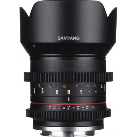 Samyang MF T1.5 ED AS UMC CS CINE FUJI X Fujifilm x Mount