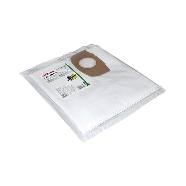 Пылесборники Filtero KAR 20 (5) Pro для: KARCHER Совместимость: KARCHER WD 4.200, WD 5.200 M, WD 5.300 M, WD 5.400 M, WD 5.500 M, WD