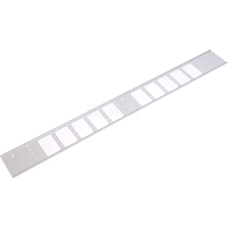 ЦМО Вертикальный кабельный органайзер в шкаф ширина 150мм 42U, [ ВКО-М-42.150 ]