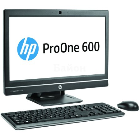 HP ProOne 600 G1 21.5 нет, 4Гб, 1000Гб