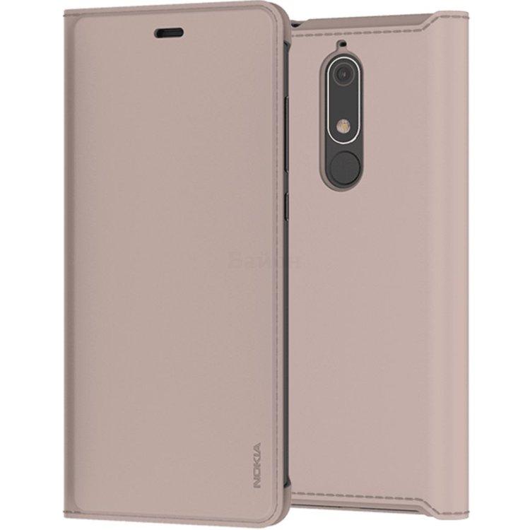 Чехол-книжка Nokia 5.1 Flip Cover