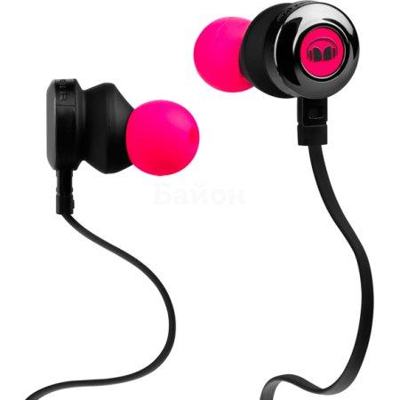 Monster Clarity HD розовый