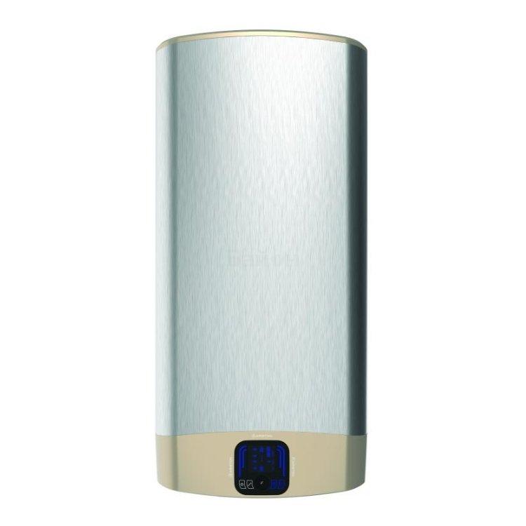 Ariston ABS VLS EVO QH 100 D Серебристый, электрический, накопительный