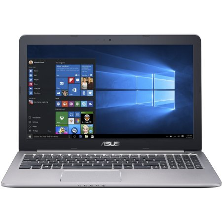 "Asus K501UX-DM282T 15.6"", Intel Core i7, 2500МГц, 8Гб RAM, DVD нет, 1Тб, Черный, Wi-Fi, Windows 10, Bluetooth"