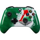 Геймпад беспроводной Microsoft Xbox One ФК Динамо «Чёрный паук» Зеленый
