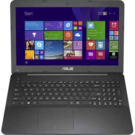 """Asus X555YA 15.6"""", AMD A4, 1500МГц, 4Гб RAM, 500Гб, Черный, Wi-Fi, Windows 8, Bluetooth"""