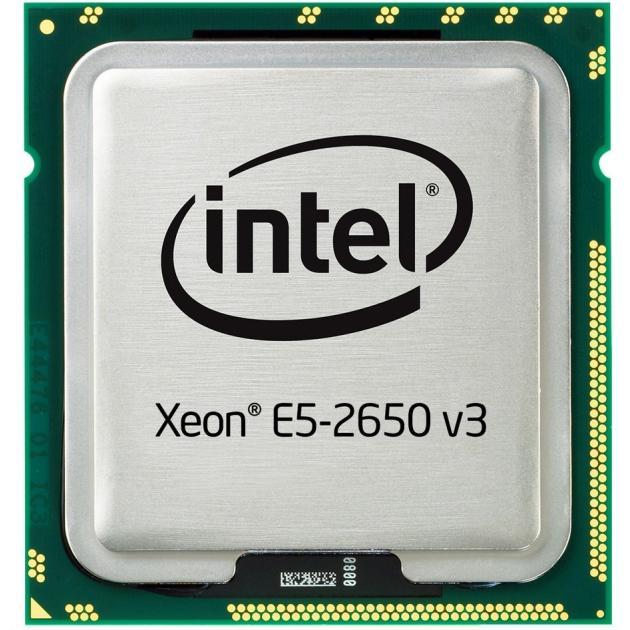 Intel Xeon E5-2650 v3 10 ядер, 2300МГц, OEM CM8064401723701SR1YA