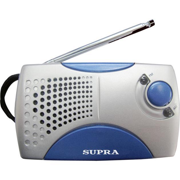 SUPRA ST-113 Наличие FM, Серебристый, Наличие УКВ B0001297163