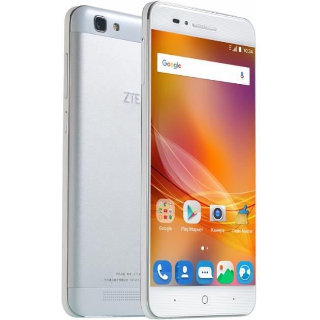 ZTE Blade A610 СерыйСмартфоны<br>Операционная система Android , Фотокамера 8.0 Мп, SIM-карты Dual SIM , 4G (LTE)...<br><br>Артикул: 1239921<br>Производитель: ZTE<br>Цвет: Серый<br>Операционная система: Android<br>SIM-карты: Dual SIM<br>Размер экрана: 5  (12.7 см)<br>4G (LTE): Да<br>Оперативная память (RAM): 1 Гб<br>Встроенная память: 8 Гб<br>Фотокамера: 8.0 Мп
