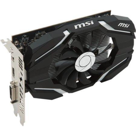 MSI Radeon RX 460 4G OC 4096Mb 128bit GDDR5 1210/7000
