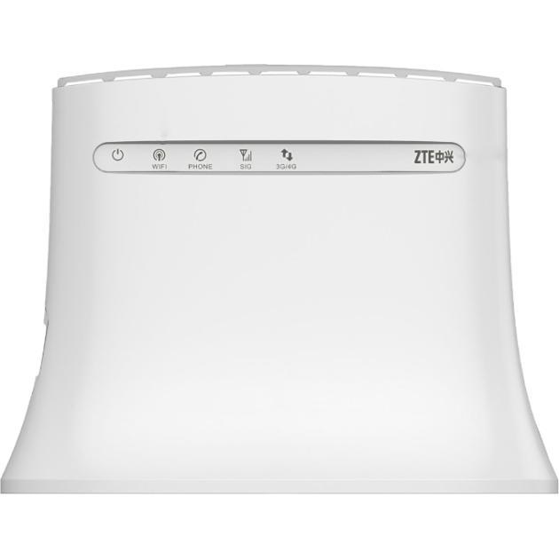 ZTE MF283 Белый, 300Мбит/с, 2.4 B0001315632