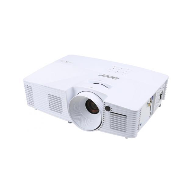 Acer X125H портативный, Белый