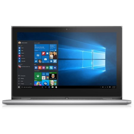 "Dell Inspiron 7359 13.3"", Intel Core i5, 2300МГц, 4Гб RAM, 500Гб, Серебристый, Wi-Fi, Windows 10, Bluetooth"