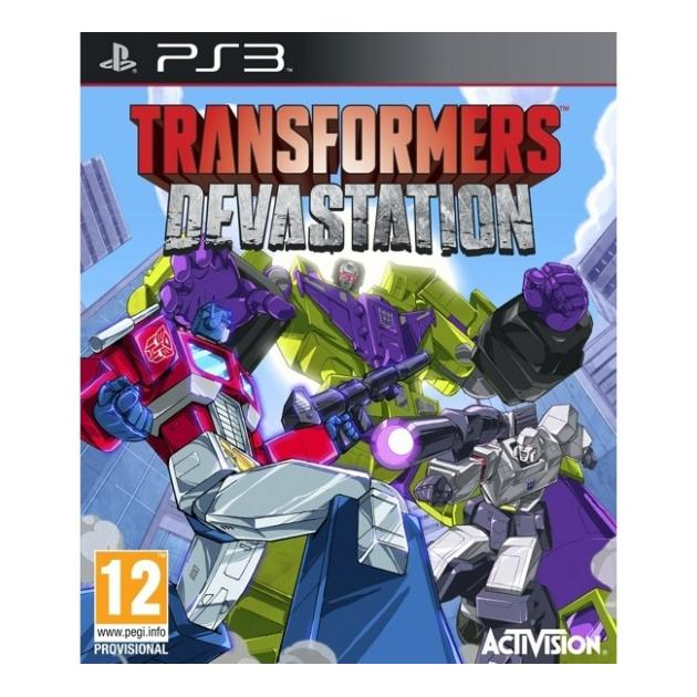 Transformers: Devastation Sony PlayStation 3 5030917176517