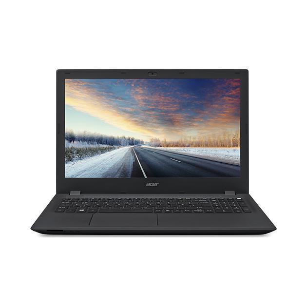 "Acer TravelMate TMP258 15.6"", Intel Pentium, 2100МГц, 4Гб RAM, DVD-RW, 500Гб, Черный, Wi-Fi, Linux, Bluetooth"