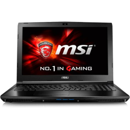"MSI GL62 6QD-009XRU 15.6"", Intel Core i5, 2300МГц, 8Гб RAM, DVD-RW, 1Тб, Черный, Wi-Fi, DOS, Bluetooth"