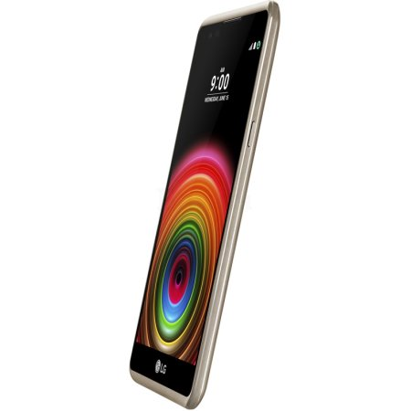 LG X Power K220ds 16Гб, Золотой, Dual SIM, 4G LTE, 3G