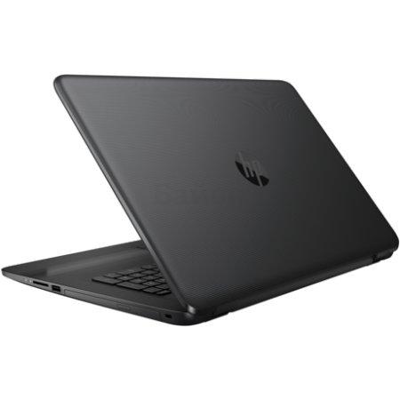 """HP 17-y018ur 17.3"""", AMD E-series, 1.8МГц, 4Гб RAM, DVD, 1Тб, DOS, Черный, Wi-Fi, Bluetooth"""