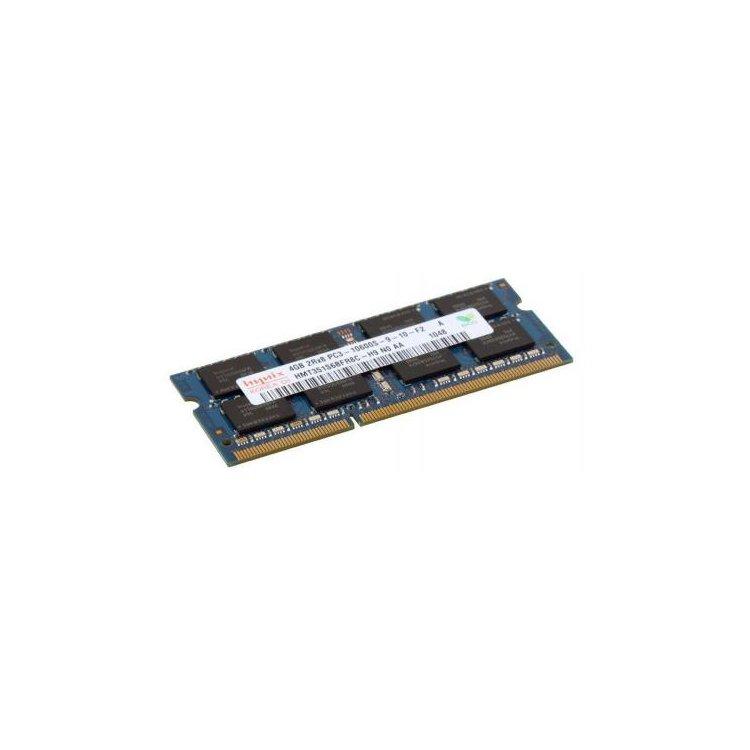 SO-DIMM DDR 3 DIMM 4Gb PC10600, 1333Mhz, Hynix retail