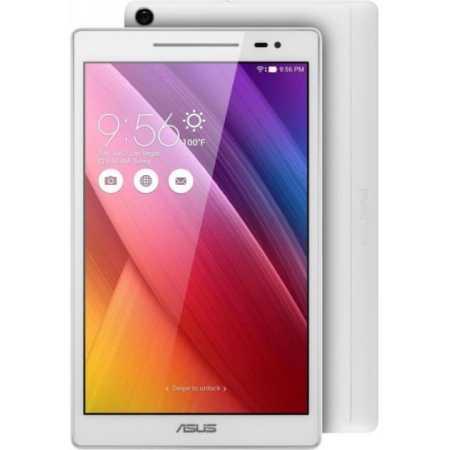 "Asus ZenPad Z380KNL 8"", Wi-Fi и 3G/ LTE, Белый, 16Гб"