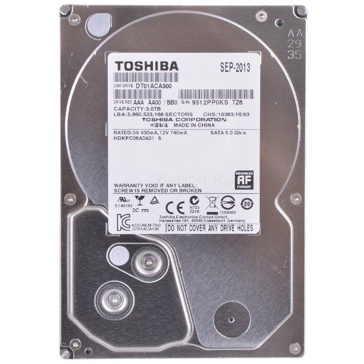 Купить Toshiba DT в интернет магазине бытовой техники и электроники