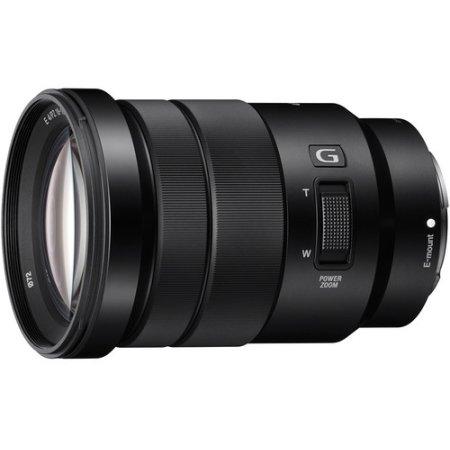 Sony E PZ 18-105mm f/4 G OSS Стандартный, Sony E