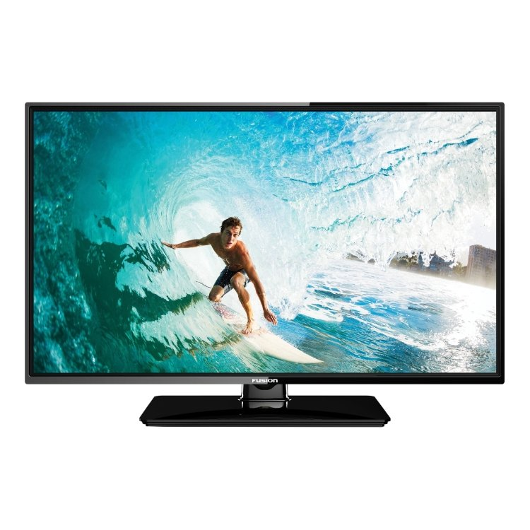 "Fusion FLTV-24T20 24"", 1366x768, без Wi-Fi, Вход HDMI"