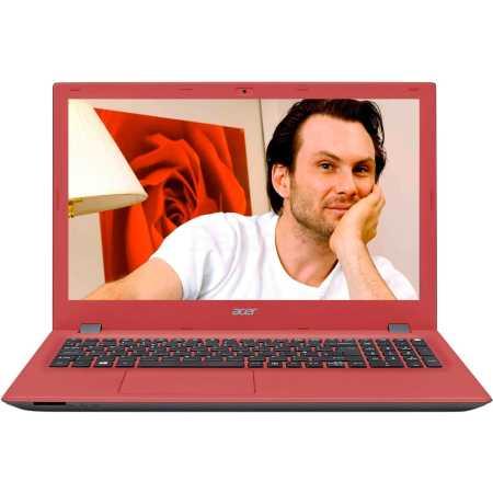"Acer Aspire E5-573G-36N4 15.6"", Intel Core i3, 2000МГц, 4Гб RAM, 500Гб, Красный, Wi-Fi, Linux, Bluetooth"