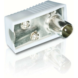 Разьем антенный ТВ Philips SWV2560W/10 (2 шт вилка)