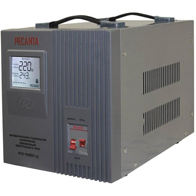 Ресанта АСН-10000/1-Ц однофазный, 9000ВА