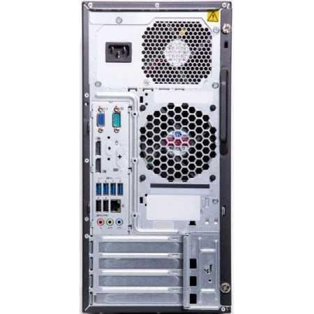 Lenovo ThinkStation P310 Intel Core i7, 3400МГц, 8Гб RAM, 256Гб