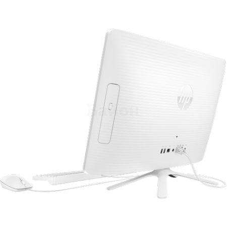HP 22-b007ur нет, Белый, 8Гб, 1032Гб, Windows, Intel Pentium