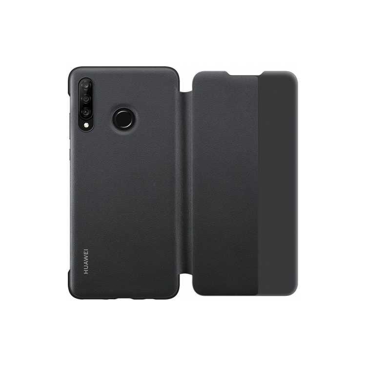 Чехол-книжка силикон для Huawei P30 lite