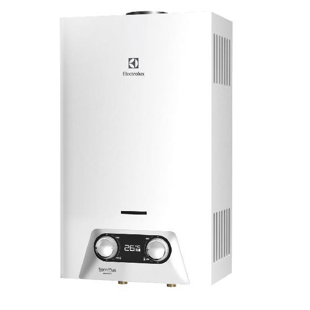Electrolux GWH 265 ERN Nano Plus Белый, газовый, проточный